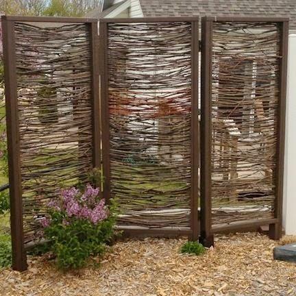 15 Ελκυστικοί τρόποι για να δημιουργήσετε ιδιωτικότητα στην αυλή και τον κήπο σας
