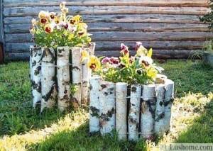 ασυνήθιστα δοχεία και γλάστρες για λουλούδια10