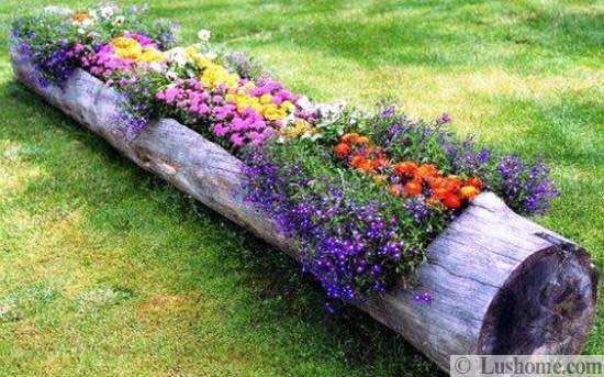 ασυνήθιστα δοχεία και γλάστρες για λουλούδια12