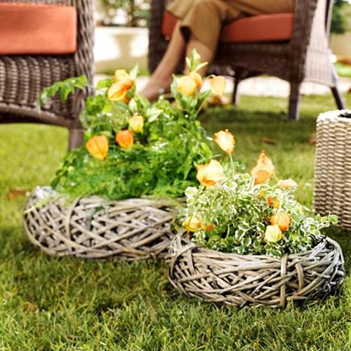 ασυνήθιστα δοχεία και γλάστρες για λουλούδια15