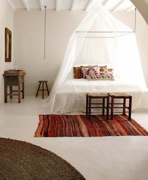 ιδέες με Κουνουπιέρες για την κρεβατοκάμαρά12