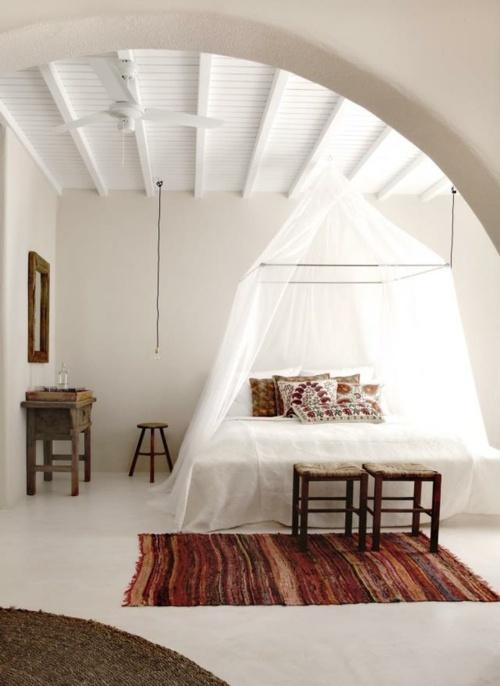 ιδέες με Κουνουπιέρες για την κρεβατοκάμαρά14