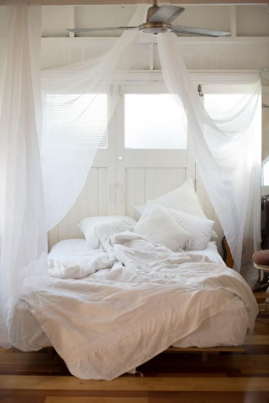 ιδέες με Κουνουπιέρες για την κρεβατοκάμαρά6