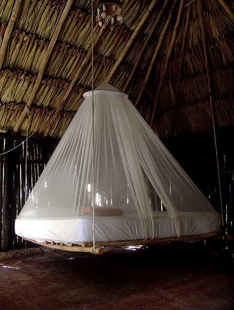 ιδέες με Κουνουπιέρες για την κρεβατοκάμαρά8