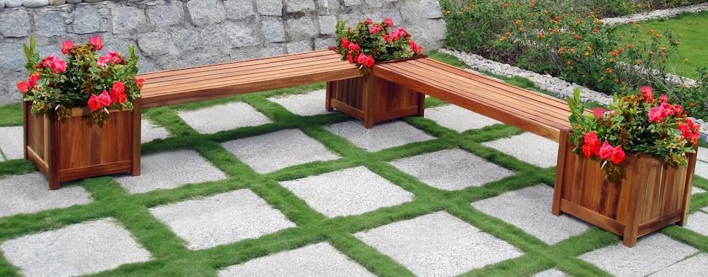 ιδέες με ξύλινες γλάστρες14