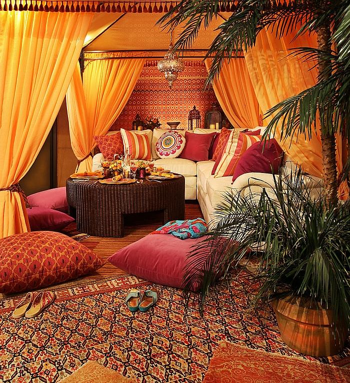 Ιδέες με Μαροκινά Σαλόνια13