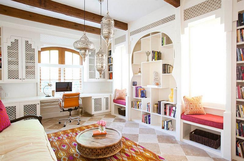 Ιδέες με Μαροκινά Σαλόνια17