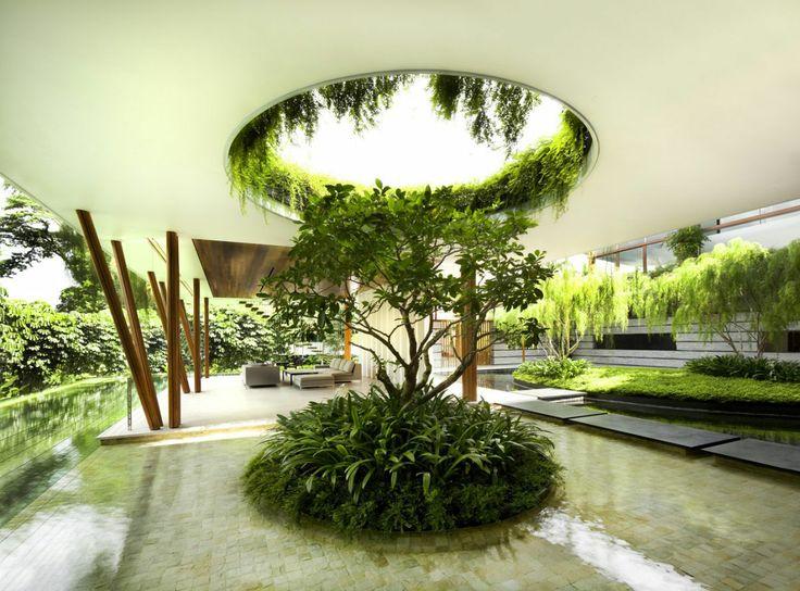 Μινιμαλιστικοί Κήποι και ιδέες σχεδιασμού τοπίου10