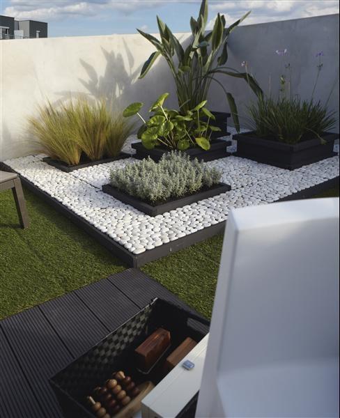 Μινιμαλιστικοί Κήποι και ιδέες σχεδιασμού τοπίου2