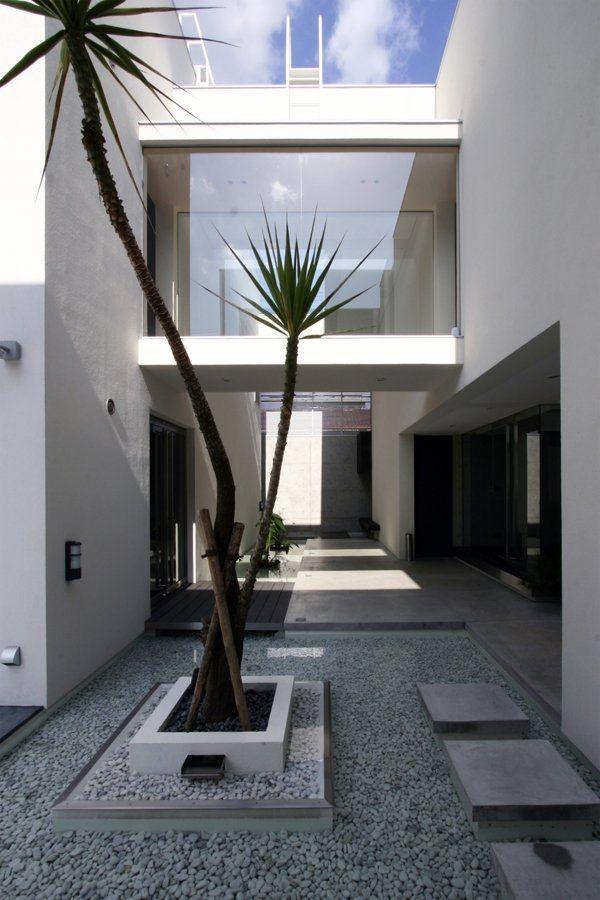 Μινιμαλιστικοί Κήποι και ιδέες σχεδιασμού τοπίου7