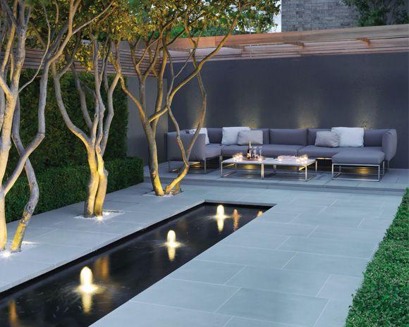 Μινιμαλιστικοί Κήποι και ιδέες σχεδιασμού τοπίου9
