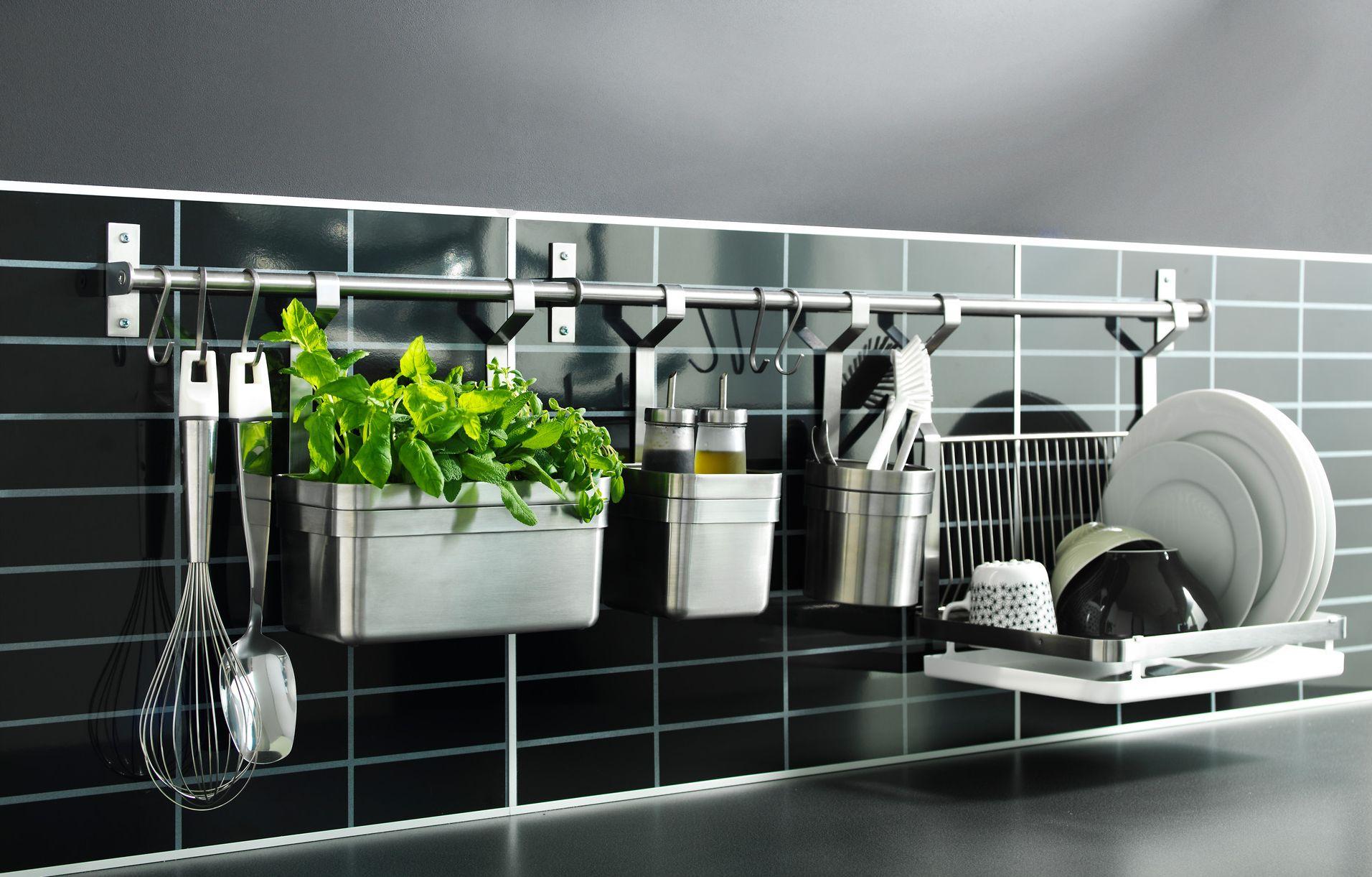 30 Έξυπνες Συμβουλές και Ιδέες αποθήκευσης και Οργάνωσης Κουζίνας