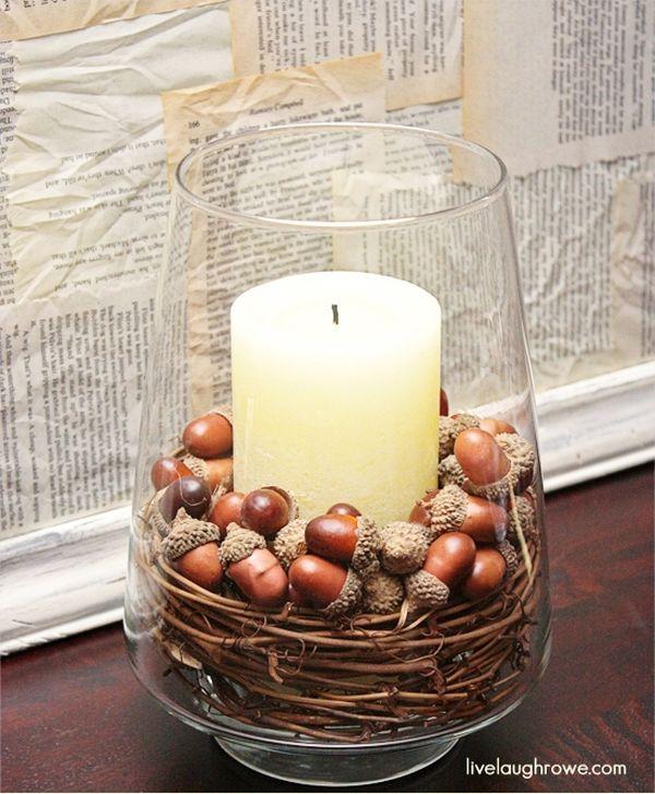 Εύκολες Φθινοπωρινές διακοσμητικές αλλαγές2