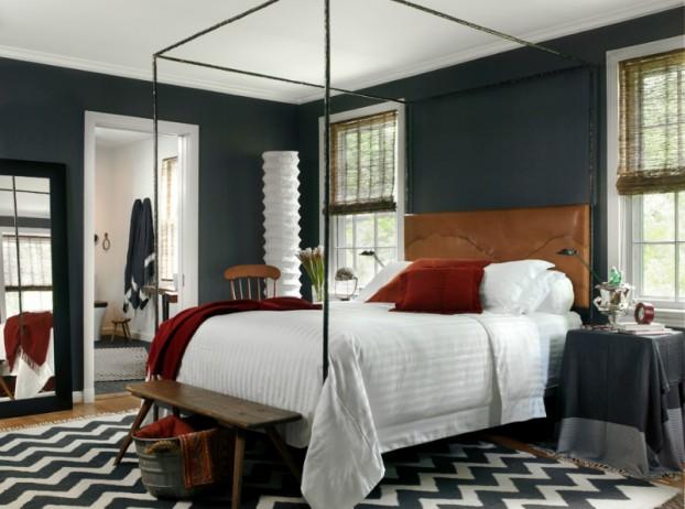 Συνδυασμοί χρωμάτων για Υπνοδωμάτιο12