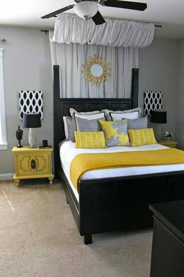Συνδυασμοί χρωμάτων για Υπνοδωμάτιο17