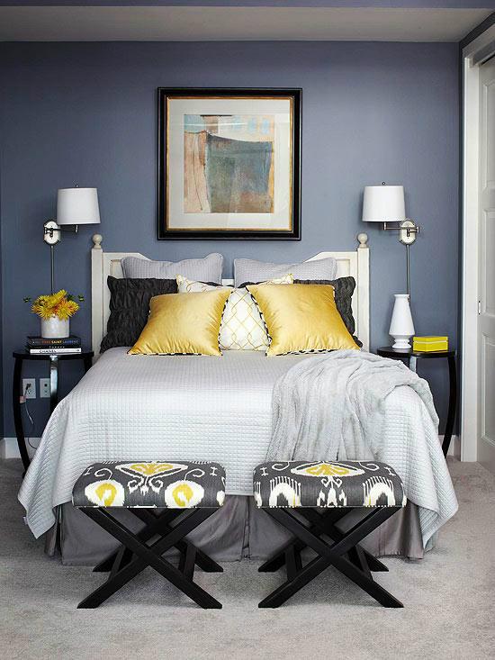Συνδυασμοί χρωμάτων για Υπνοδωμάτιο2