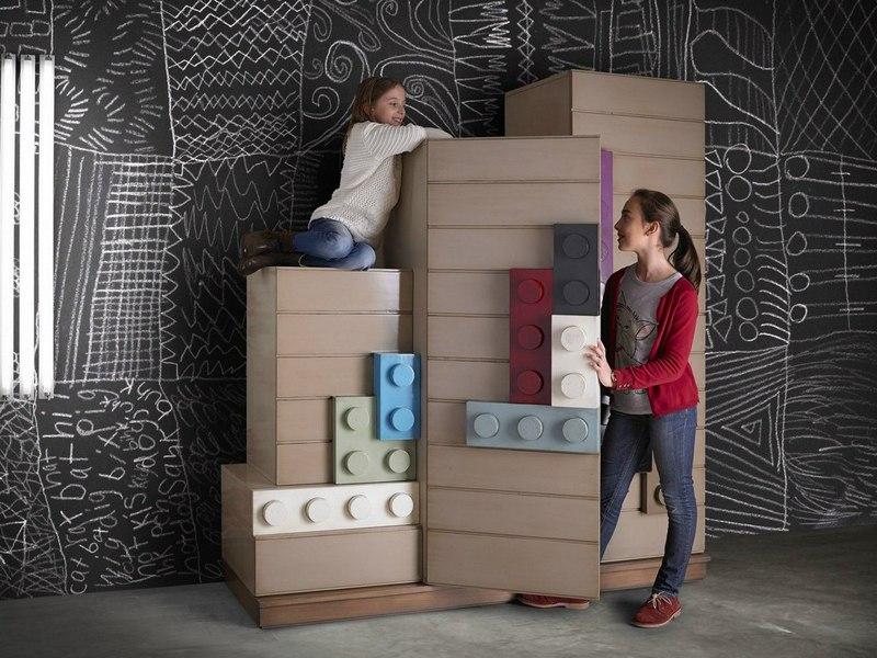 Lego συλλογή επίπλων για τα παιδικά σας δωμάτια