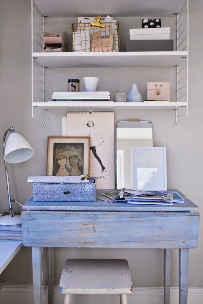 shabby chic διακόσμηση ιδέες1