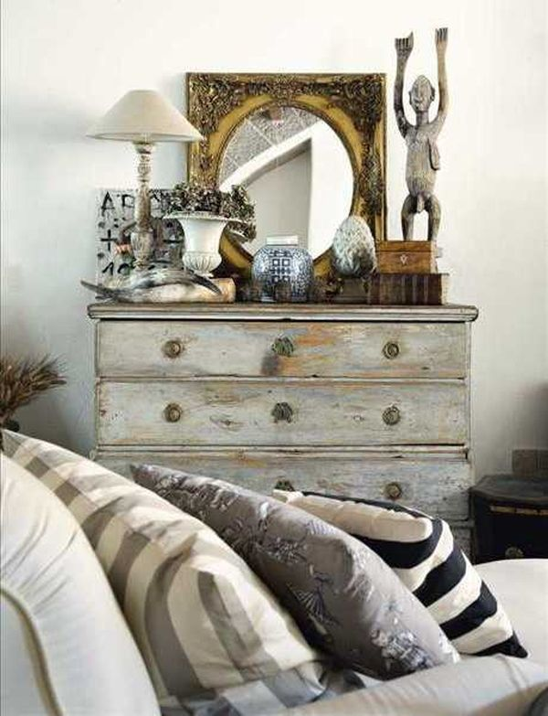 shabby chic διακόσμηση ιδέες12