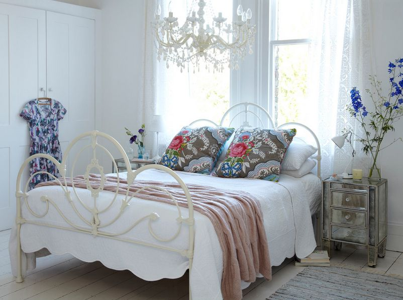 shabby chic διακόσμηση ιδέες16