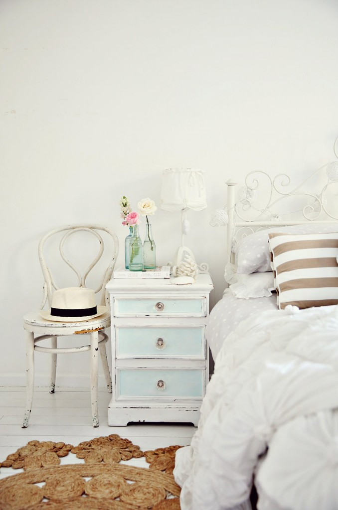 shabby chic διακόσμηση ιδέες17