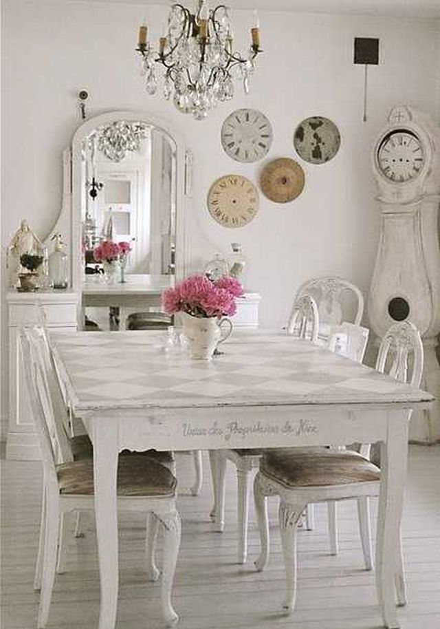 shabby chic διακόσμηση ιδέες21