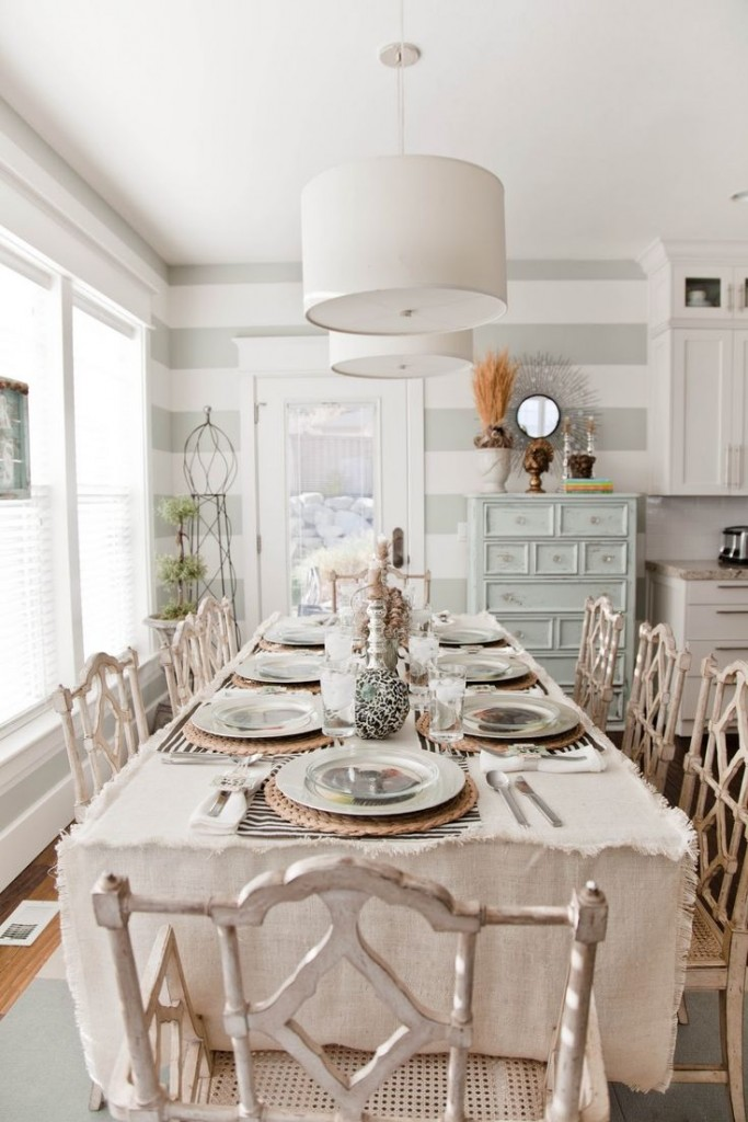 shabby chic διακόσμηση ιδέες22