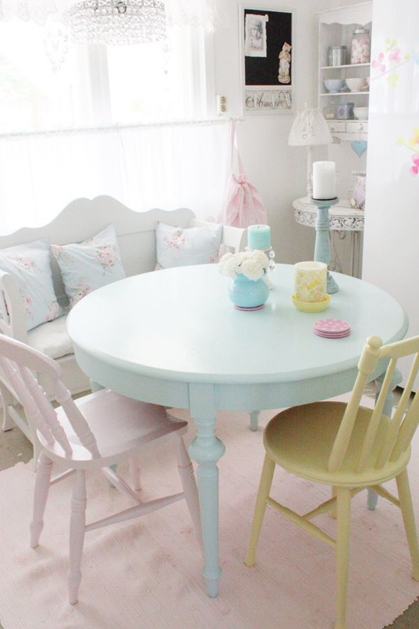 shabby chic διακόσμηση ιδέες23