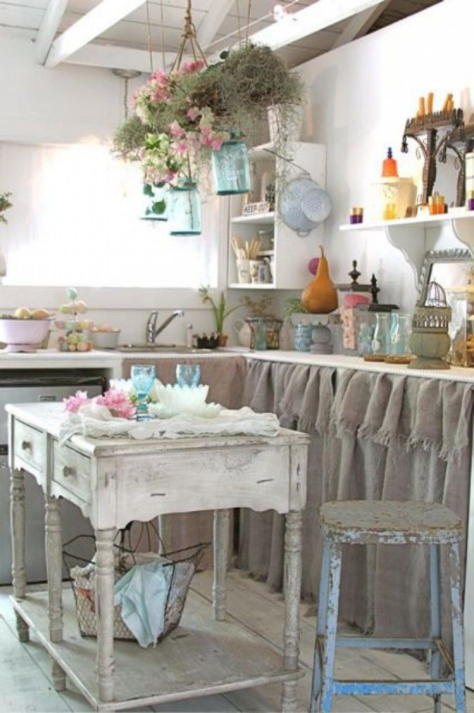 shabby chic διακόσμηση ιδέες3