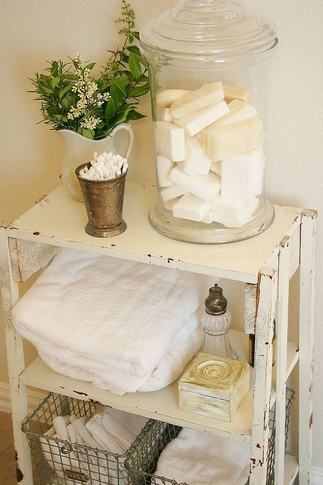 shabby chic διακόσμηση ιδέες31