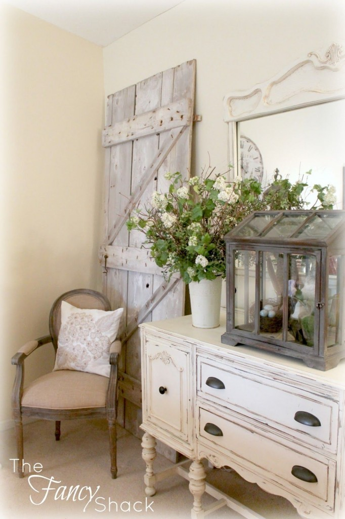 shabby chic διακόσμηση ιδέες5