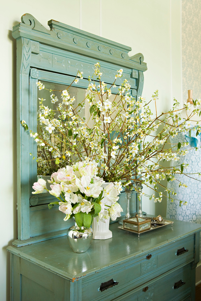 shabby chic διακόσμηση ιδέες6