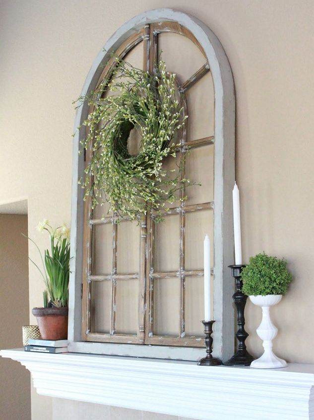 shabby chic διακόσμηση ιδέες7