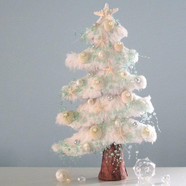 Επιτραπέζια χριστουγεννιάτικα δέντρα18