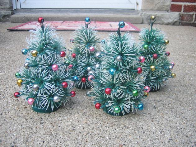Επιτραπέζια χριστουγεννιάτικα δέντρα19