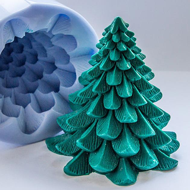 Επιτραπέζια χριστουγεννιάτικα δέντρα7