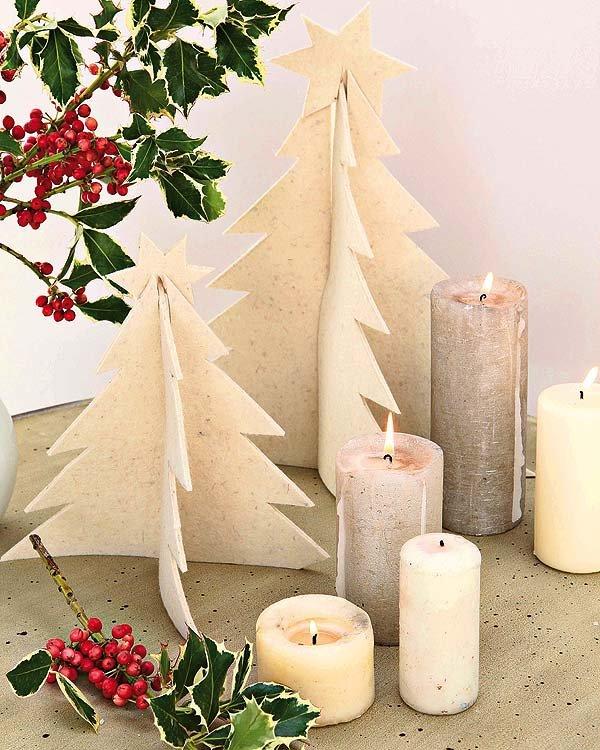 Πρωτότυπα μοδάτα χριστουγεννιάτικα δέντρα3