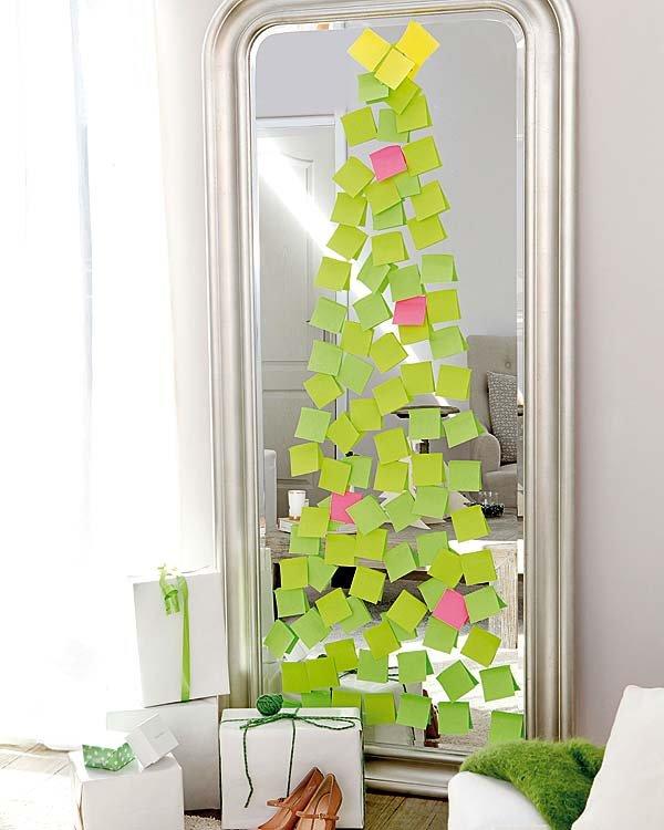 Πρωτότυπα μοδάτα χριστουγεννιάτικα δέντρα4