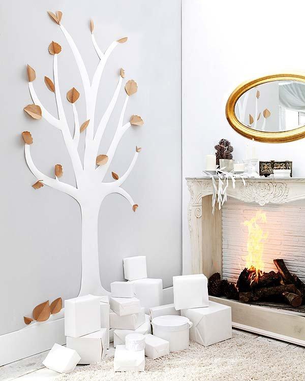 Πρωτότυπα μοδάτα χριστουγεννιάτικα δέντρα5