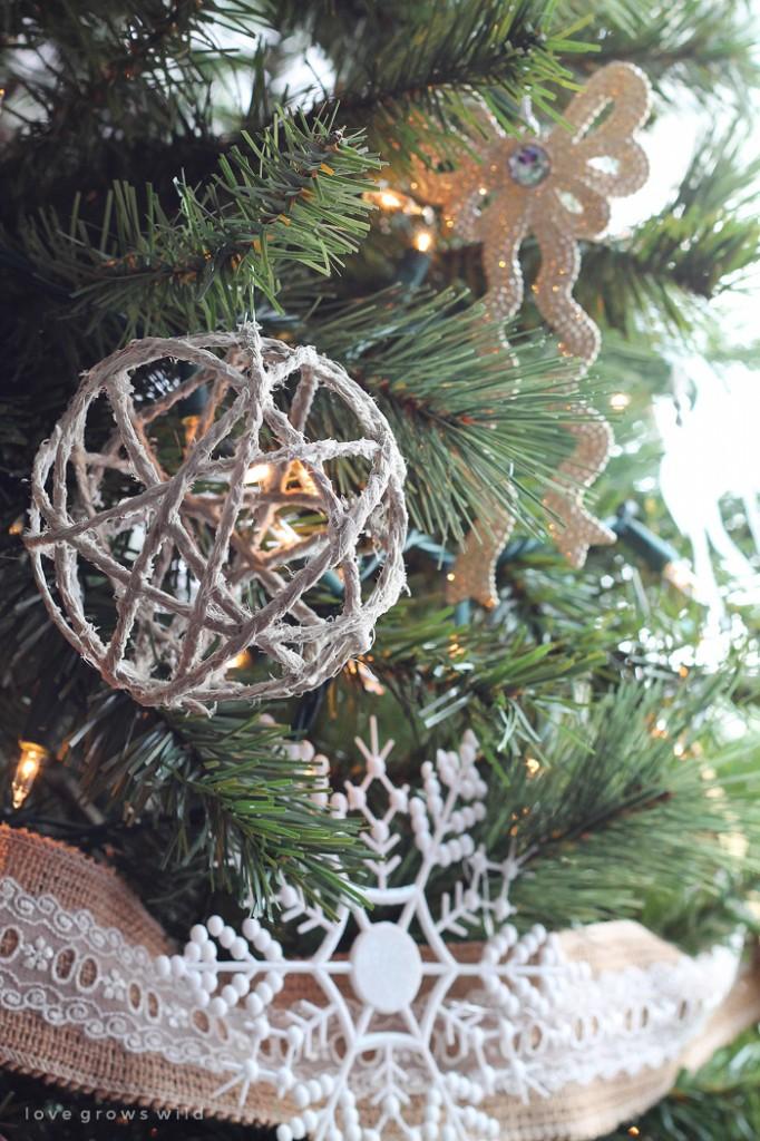 Ρουστικ Diy Γιορτινές διακοσμήσεις8