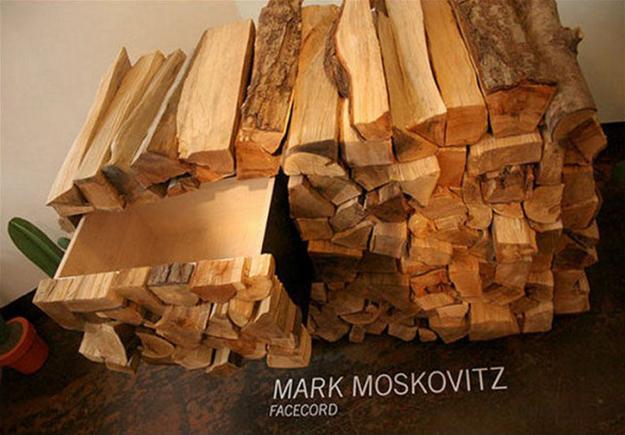 μοντέρνα έπιπλα από πέτρα και ξύλο4