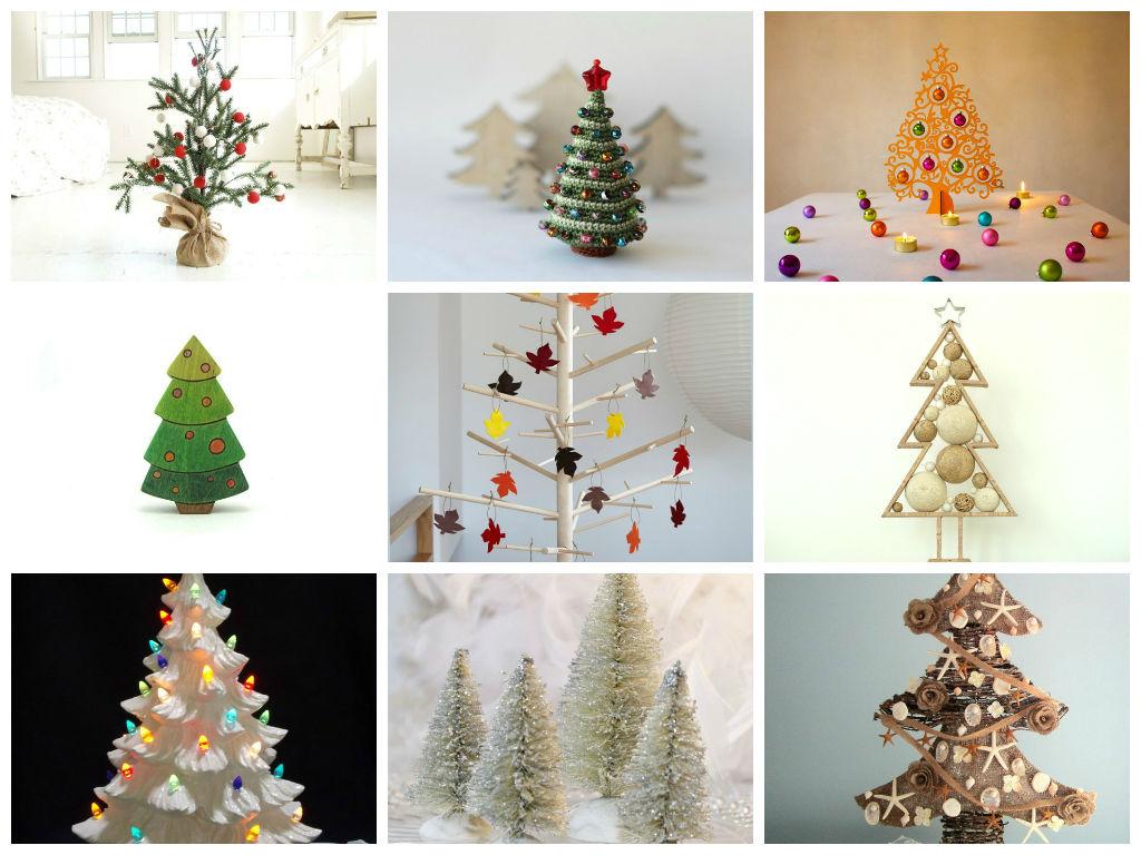 Απίθανες ιδέες για Πρωτότυπα μοδάτα χριστουγεννιάτικα δέντρα