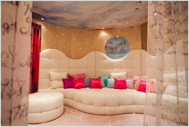 Ιδέες για να διακοσμήσετε το εσωτερικό του σπιτιού σας  με Καμπύλες2