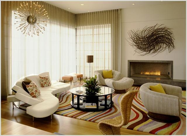 Ιδέες για να διακοσμήσετε το εσωτερικό του σπιτιού σας  με Καμπύλες3