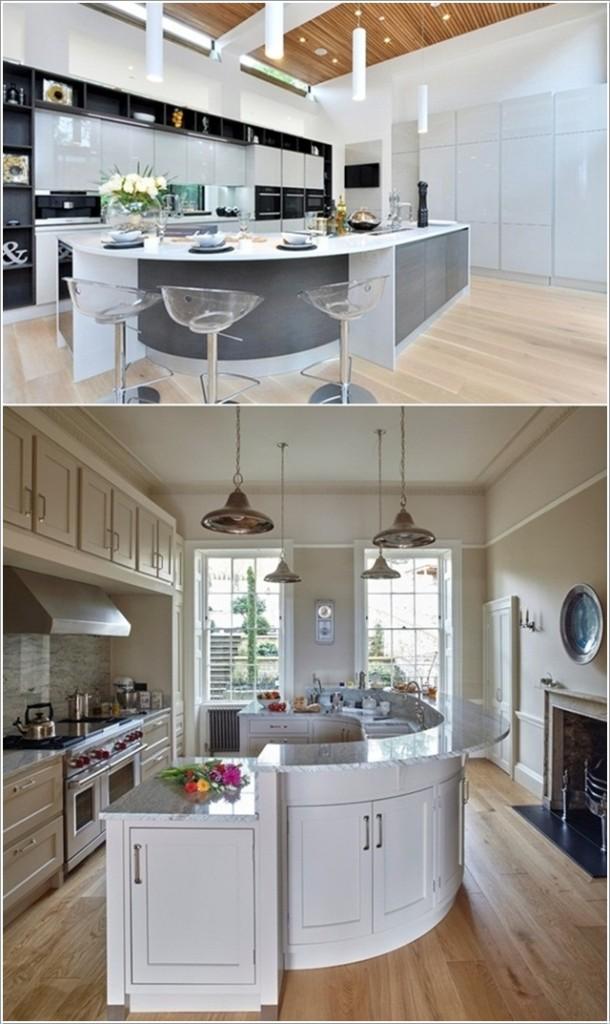 Ιδέες για να διακοσμήσετε το εσωτερικό του σπιτιού σας  με Καμπύλες4