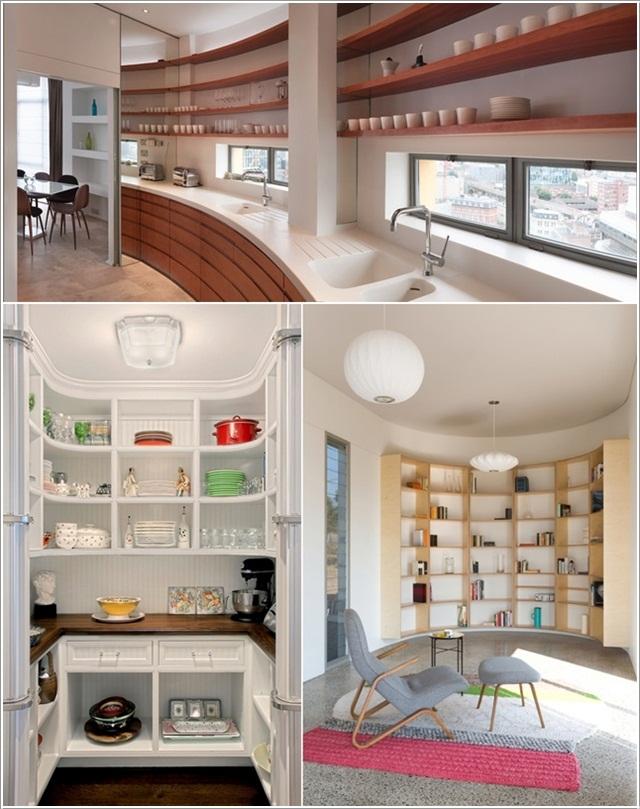 Ιδέες για να διακοσμήσετε το εσωτερικό του σπιτιού σας  με Καμπύλες5