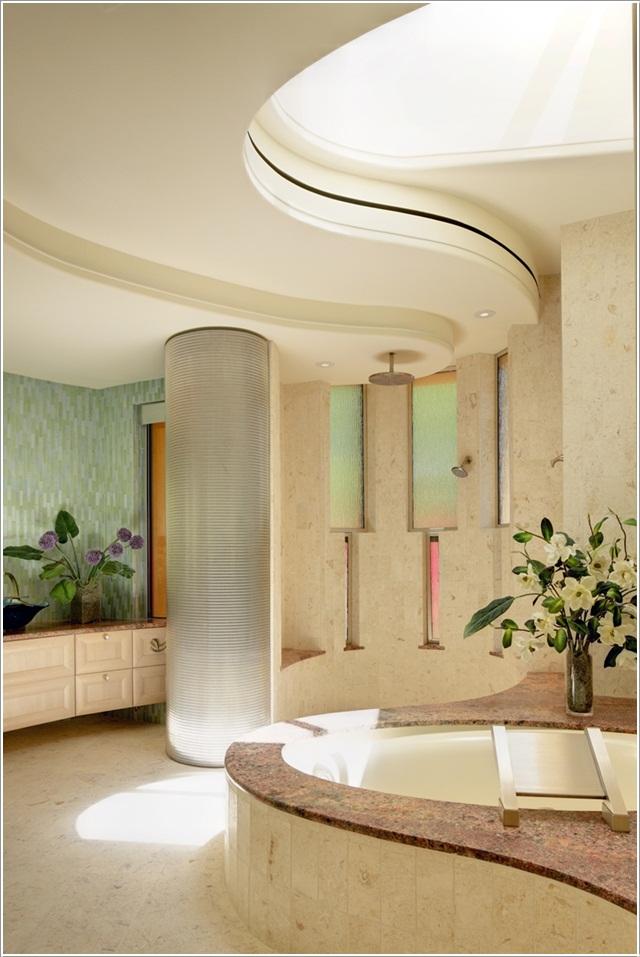 Ιδέες για να διακοσμήσετε το εσωτερικό του σπιτιού σας  με Καμπύλες6