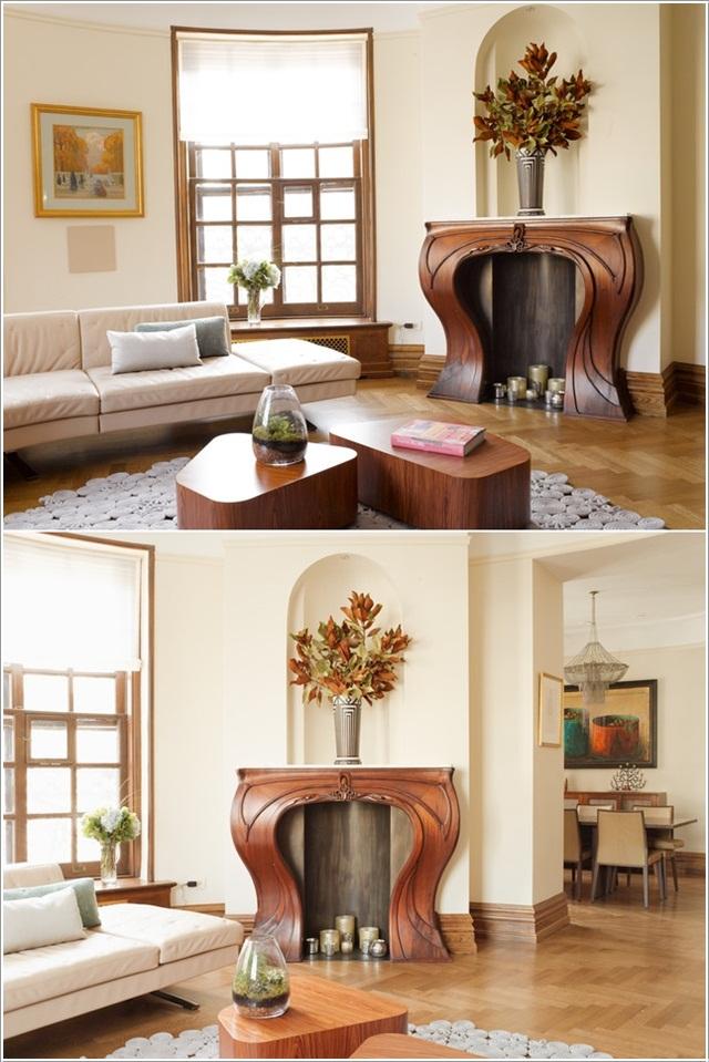 Ιδέες για να διακοσμήσετε το εσωτερικό του σπιτιού σας  με Καμπύλες8