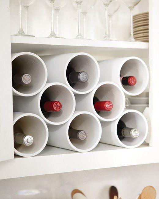 ιδέες με PVC σωλήνες για το σπίτι15