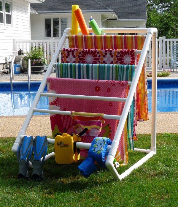ιδέες με PVC σωλήνες για το σπίτι3